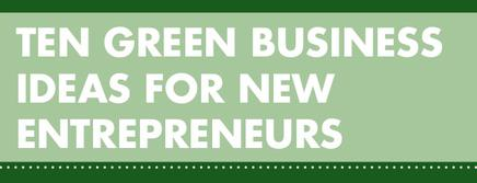 Special reports more green business opportunities freerunsca Images